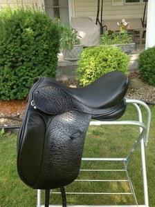 Ideal dressage saddle for sale