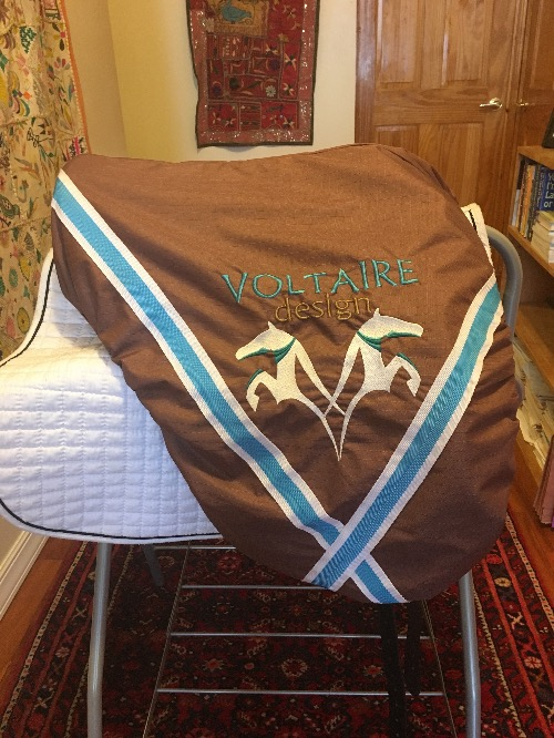 17.5 in seat Voltaire for sale