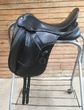 17.5 in seat Hennig saddle