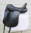 18.0 in seat Dresch dressage saddle for sale