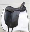 Custom saddlery dressage saddle for sale
