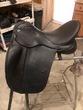 18.5 in seat Trilogy verago dressage saddle for sale